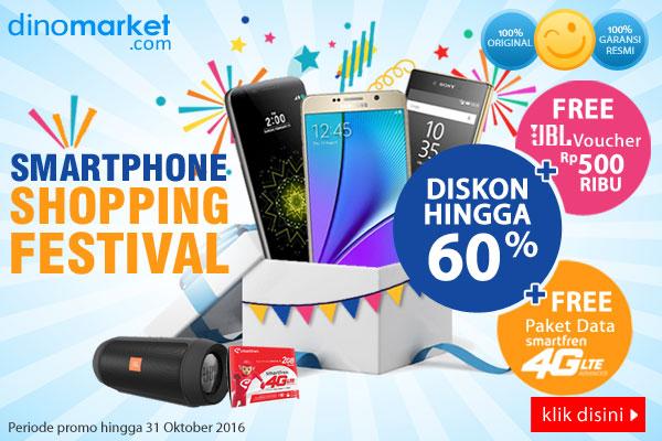 Smartphone Shopping Festival