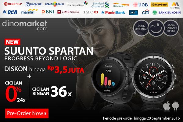Suunto Spartan