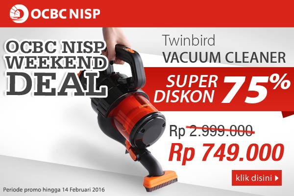 OCBC Weekend Sale