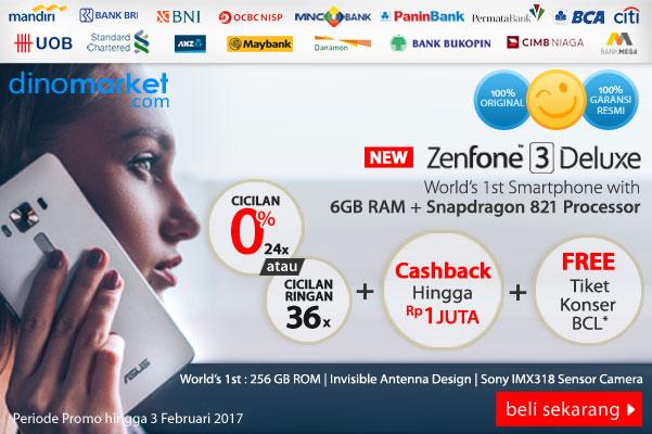 Asus Zenfone Deluxe