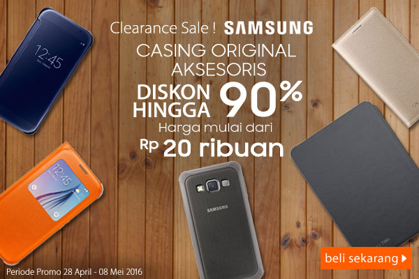 Samsung Casing Aksesoris