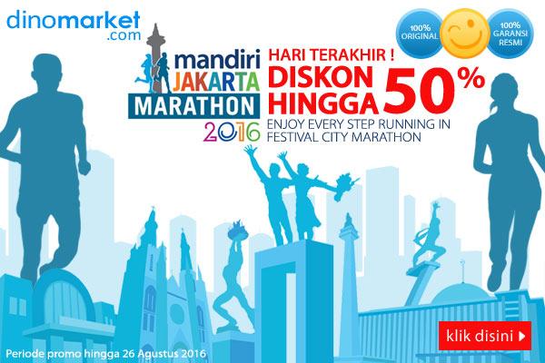 Mandiri Jakarta Marathon