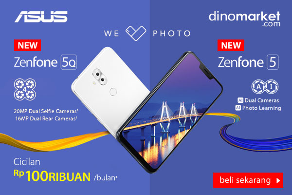 NEW Asus Zenfone 5 Collection