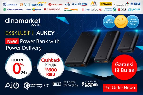 Power Bank Aukey