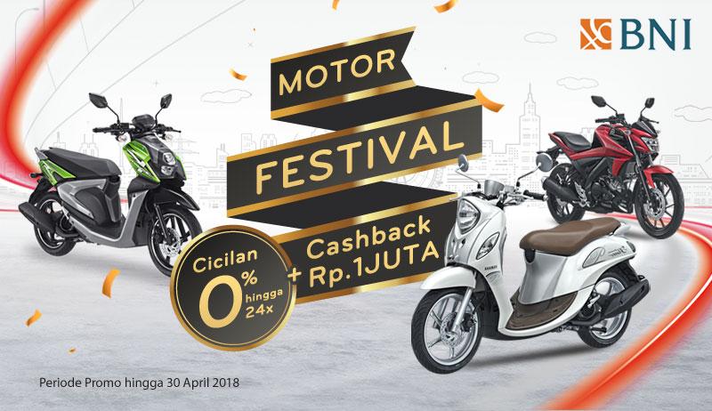 BNI Motor Festival