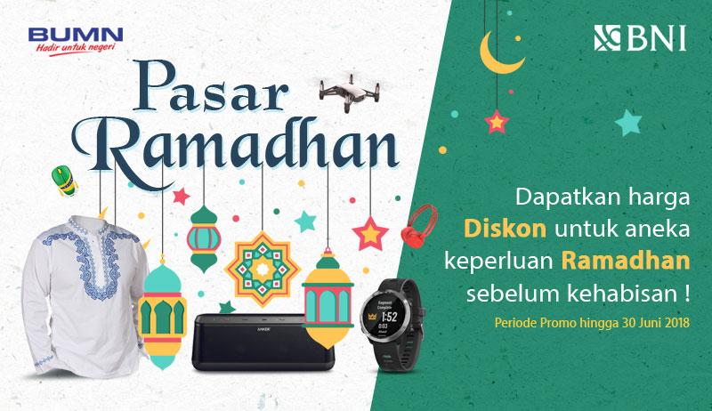 Pasar Ramadhan BNI