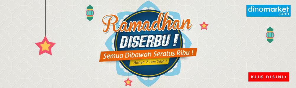 diserbu ramadhan