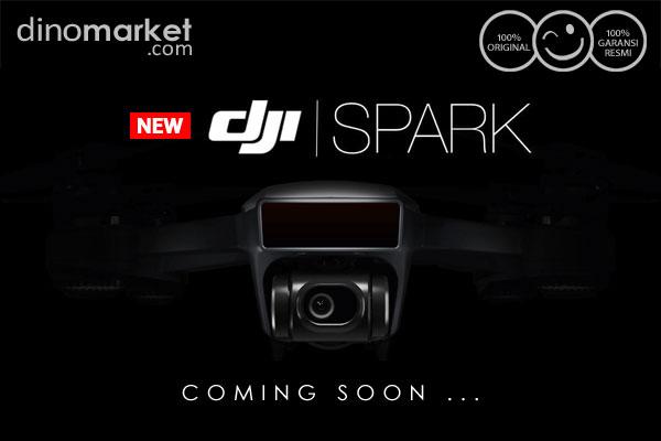 dji spark coming soon
