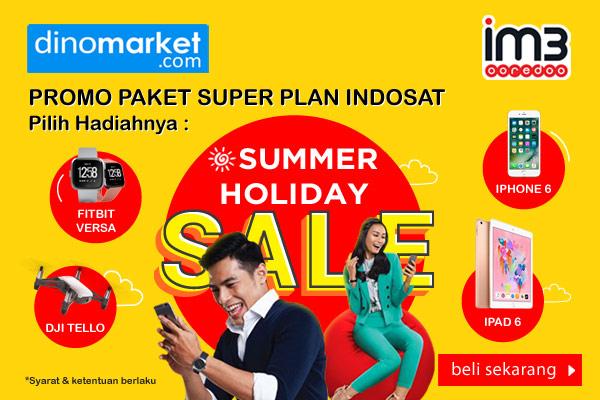 Indosat Promo Voucher