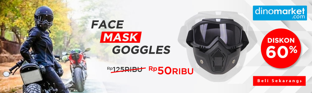face maks goggles