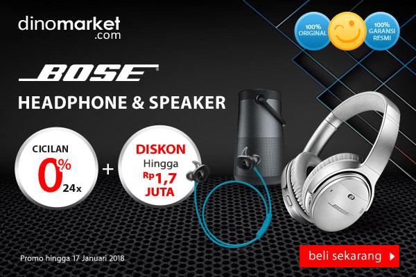 Bose Headphone Speaker