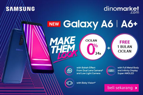 Samsung Galaxy A6 | A6+