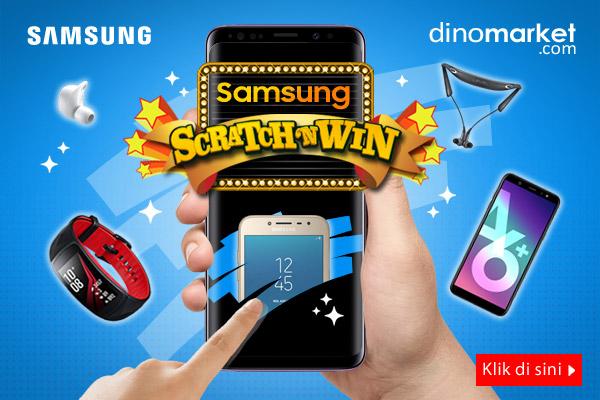 Samsung-Scratch-Win