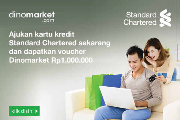 Promo Standard Chartered Apply
