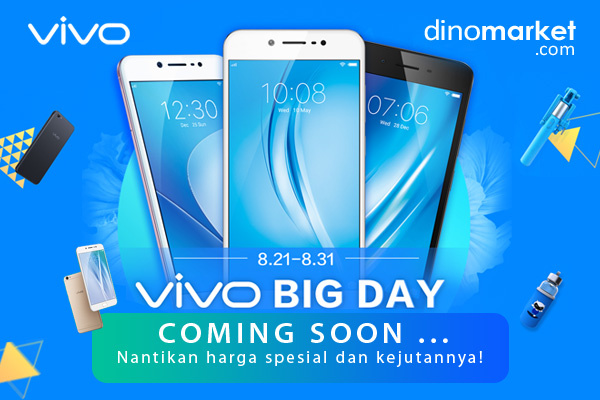 vivo big day