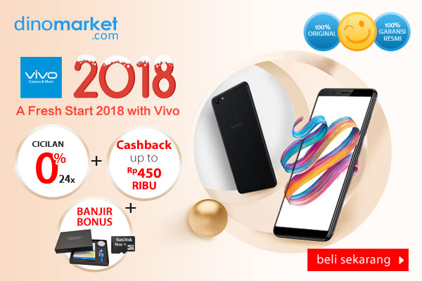 Vivo Fresh Start 2018
