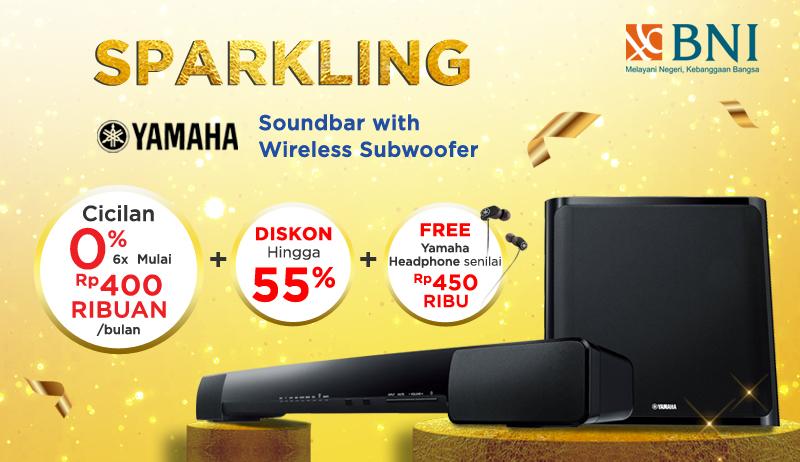 Yamaha-Soundbar-With-Wireless-Subwoofer-YAS-203