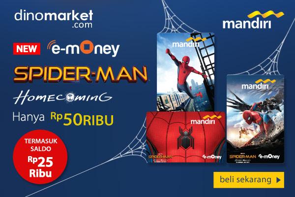 Mandiri-eMoney-Spiderman