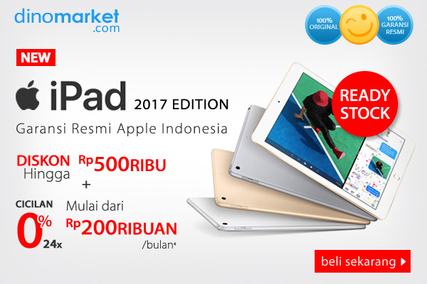 New Apple iPad 2017
