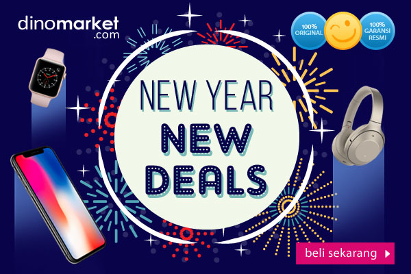 New Year New Deal