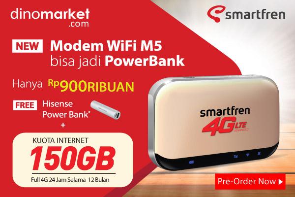 Smartfrebn Mifi M5