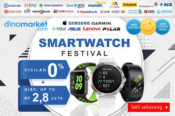 Smartwatch-Festival
