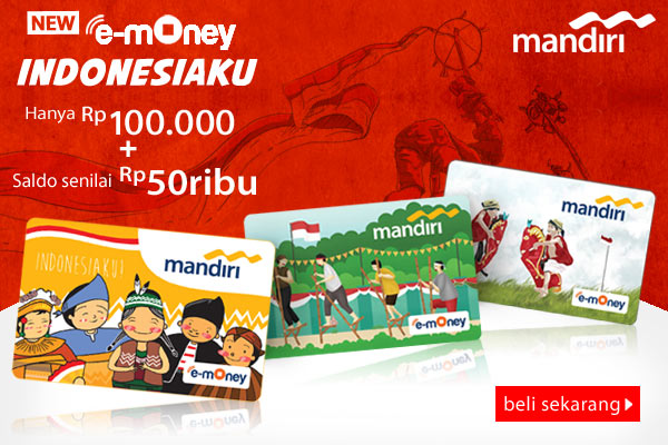Mandiri eMoney Indonesiaku