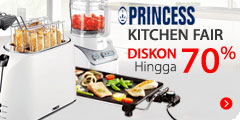 Princess Kitchen Appliances Fair