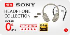 Sony Headphone Collection