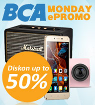 BCA Monday ePromo