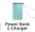 Power Bank & Charger