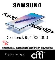 Samsung Galaxy Note10 CITI