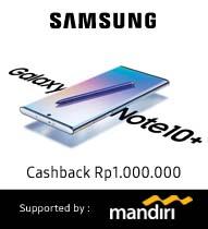 Samsung Galaxy Note10 Mandiri