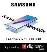 Samsung Galaxy Note10 DBS