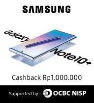Samsung Galaxy Note10 OCBC