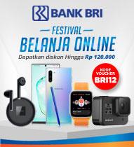 BRI Festival Belanja Online