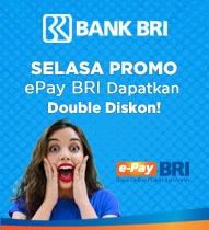 Promo e-Pay BRI Selasa