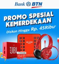 BTN Mobile Banking Kemerdekaan