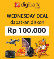 DBS Wednesday Deal Debit