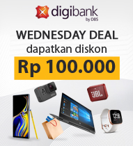 Wednesday Deal Kartu Kredit