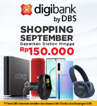September Promo DBS