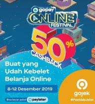 Gopay Online Festival