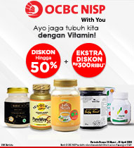 OCBC Kartu Kredit Vitamin