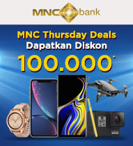 Promo MNC Thursday