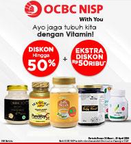 OCBC Debit VItamin