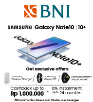 Samsung Galaxy Note10 BNI
