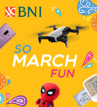 BNI So march Fun