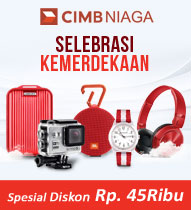 CIMB Cliks & Go Mobile Kemerdekaan