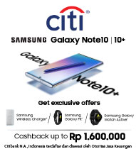 Samsung Galaxy Note10 Citi