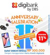 DBS Sale bration